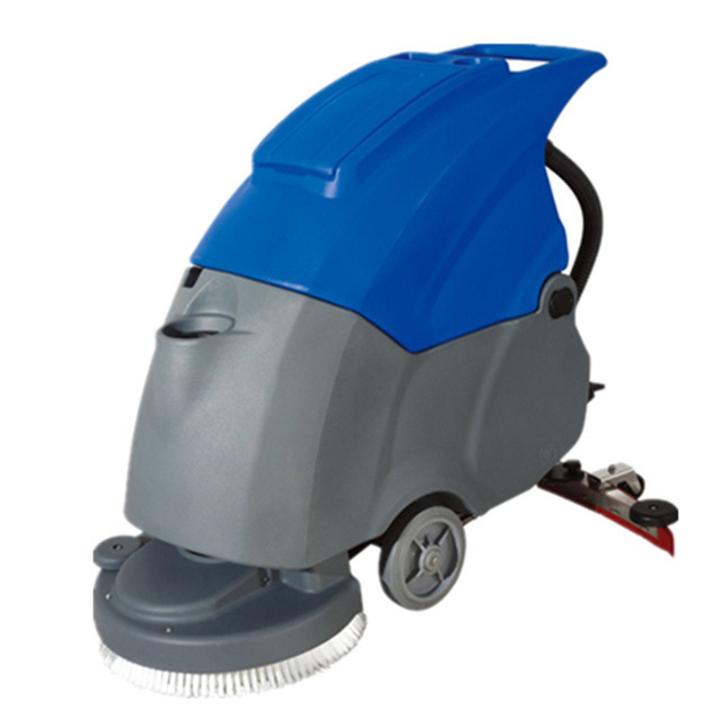 广西手推式洗地机