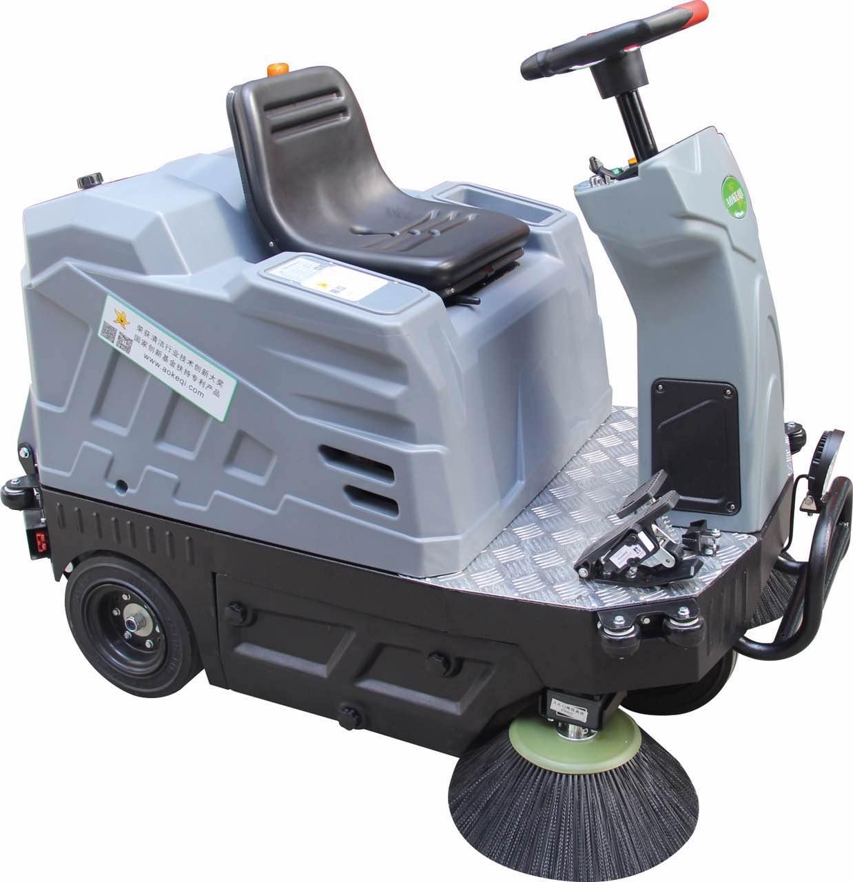 德赢官方小型扫地车OS-V1