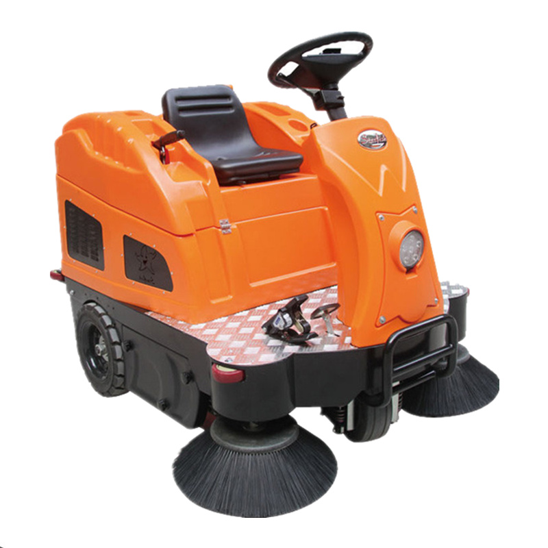 广西小型电动扫地机