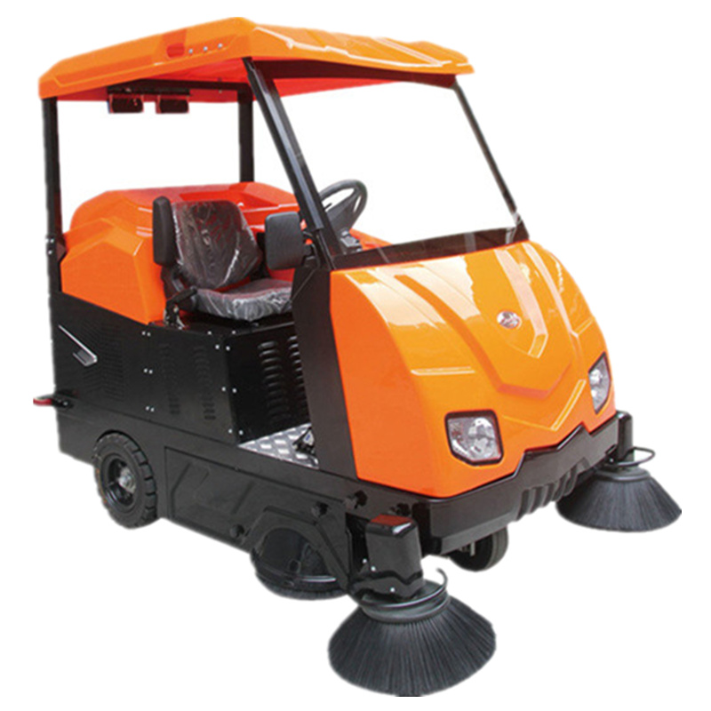 德赢官方扫地机驾驶式OS-V6